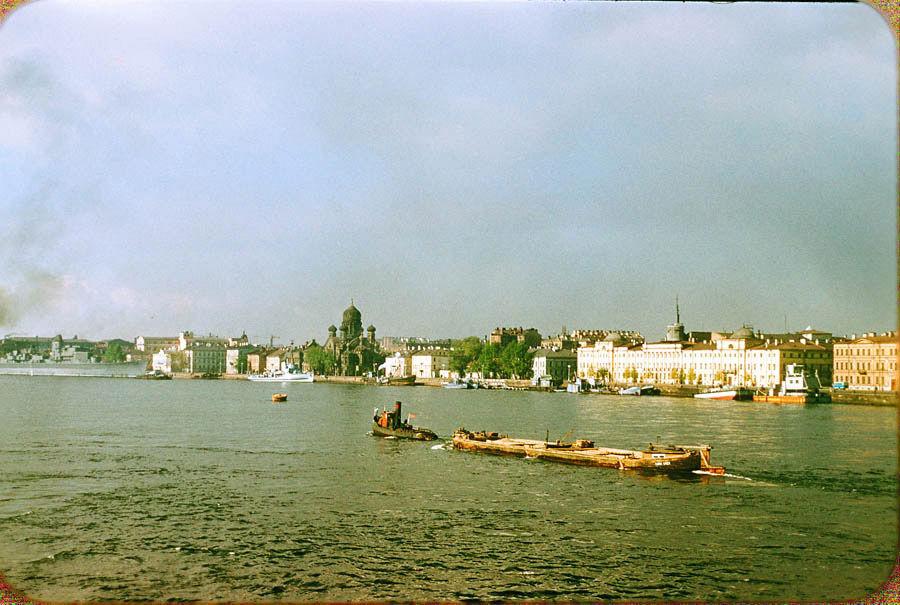 Вояж по СССР. Ленинград 1956. Жак Дюпакье (Jacques Dupaquier). 20 фото + описание