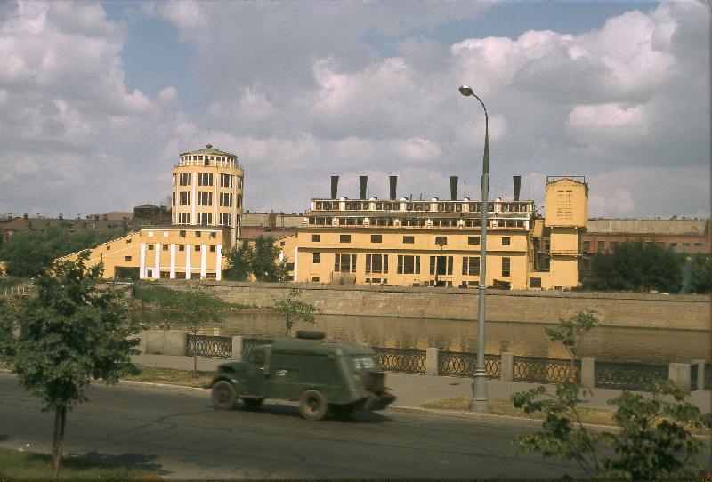 Вояж по СССР. Москва 1964. Жак Дюпакье (Jacques Dupaquier). 40 фото