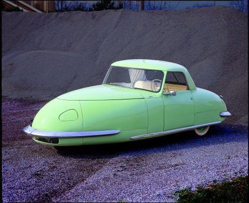 Автоэкзотика. Davis Divan Sedan (1948) - Диваны на колесах. Часть 1