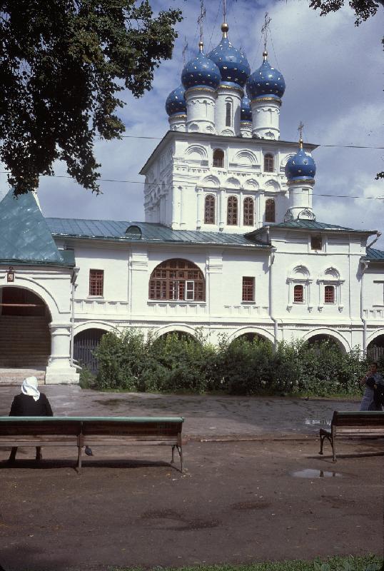 Вояж по СССР. Москва и Хабаровск 1975. Жак Дюпакье (Jacques Dupaquier). 40 фото