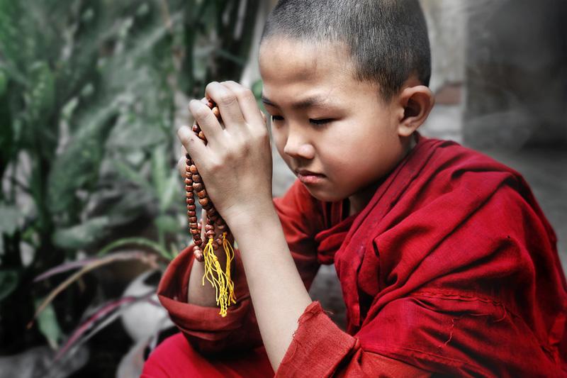 Мьянма (Бирма). Жизнь людей. Добрый фоторепортаж из сердца Азии от David Lazar.