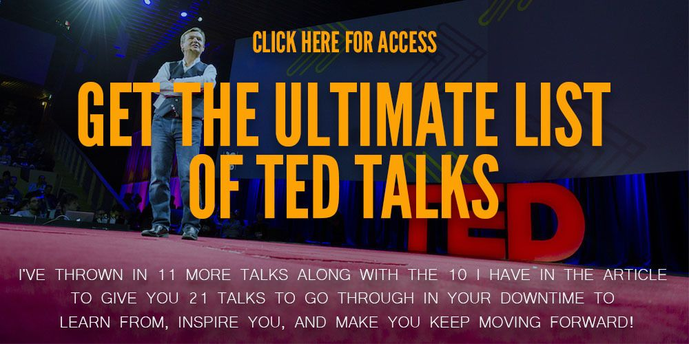 Best Ted Talks 2019 Best Ted Talks for 2019: 10 Must Watch Ted Talks for Millennials