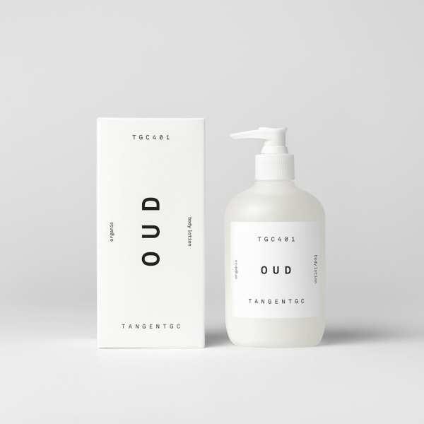Tangent organic body lotion