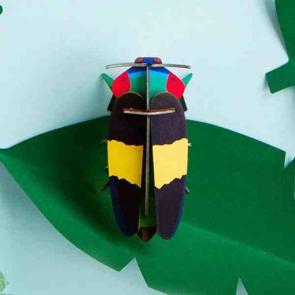 StudioROOF 3D wall art