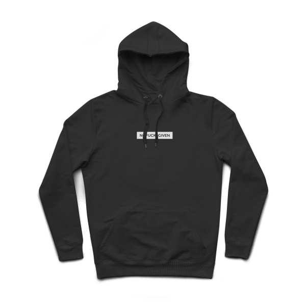 NOFUCKSGIVEN black hoodie