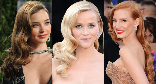 Glamorous Hollywood Waves How To All Dolled Up Makeup