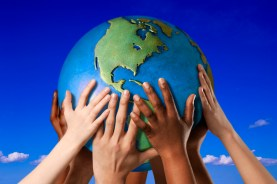 What Is A Global Citizen? Alldonemonkey guest post on Bilingual Babes
