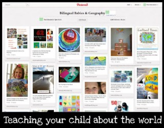 Global Pinterest Boards - The Educators' Spin On It