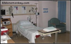 My Birthing Center Experience - Alldonemonkey.com