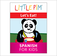 Little Pim - Let's Eat (Spanish)