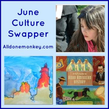 June Culture Swapper - Alldonemonkey.com