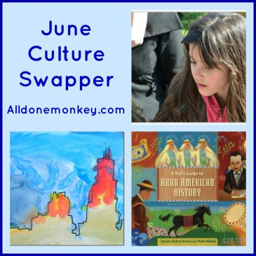 June Culture Swapper - Alldonemonkey.com