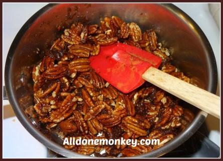 Grandma's Sugar-Glazed Pecans - Alldonemonkey.com