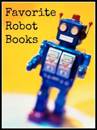 Favorite Robot Books - Alldonemonkey.com