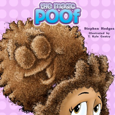 Magic Poof Book - The Good Long Road - Creative Kids Culture Blog Hop on Alldonemonkey.com