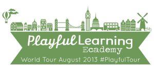 Playful Learning World Tour - Alldonemonkey.com
