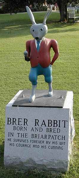 Brer Rabbit and Race in the South - Alldonemonkey.com