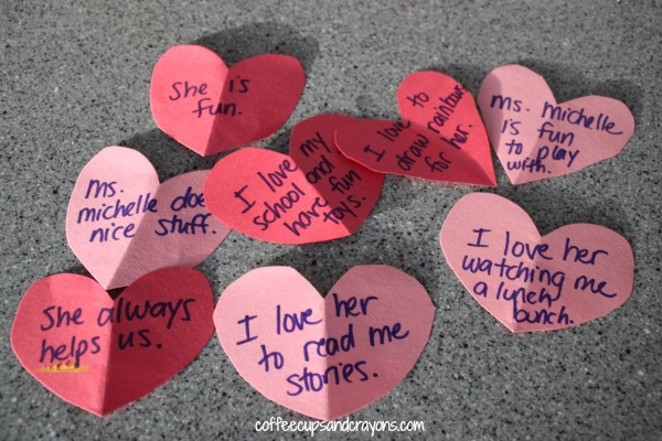 Bag of Love Kindness Activity for Kids