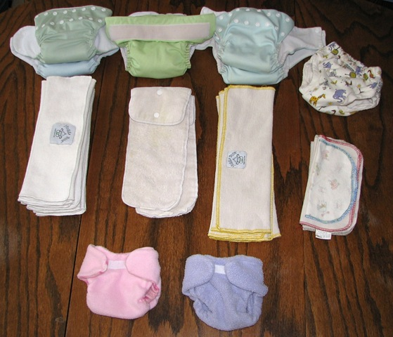 Cloth Diapering Overview: Post from Mama Smiles
