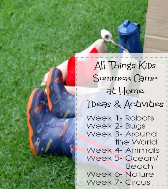 All Things Kids Summer Camp Series