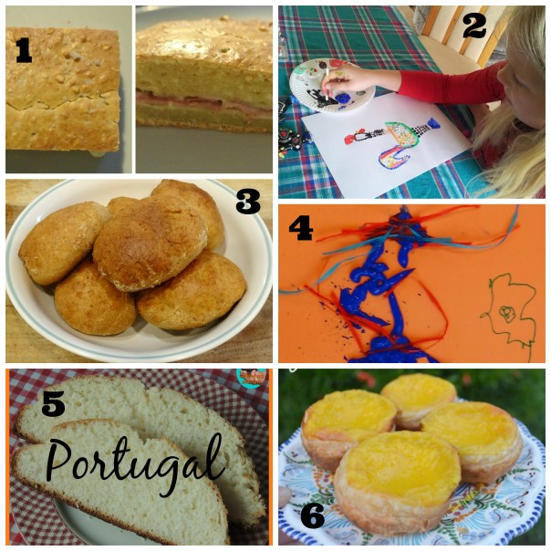 Portugal Actvities - Around the World Summer Camp Ideas {All Things Kids} - Alldonemonkey.com