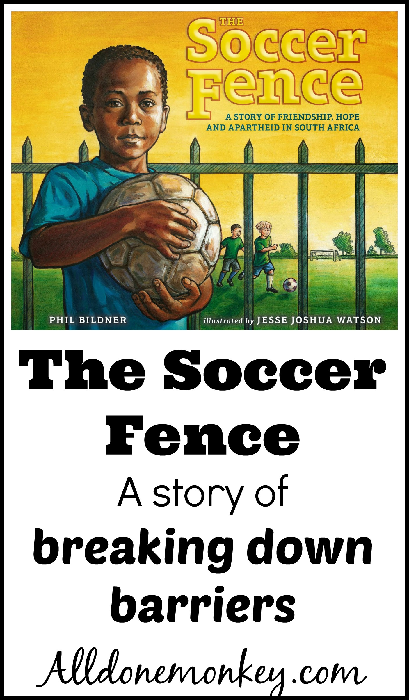 The Soccer Fence Book Review