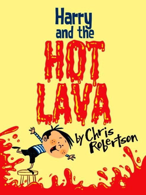 Book for Volcano Lovers: Harry and the Hot Lava Review - Alldonemonkey.com