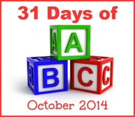 31 Days of ABC - October 2014
