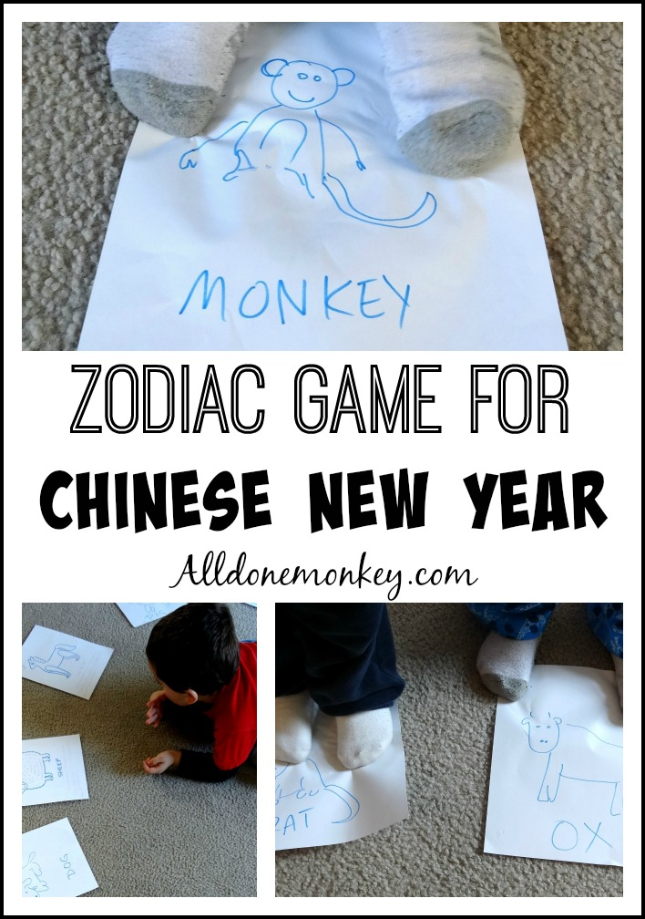 A few years ago when Monkey was part of a preschool co-op, I created a  simple activity to teach the kids about Chinese New Year. Most of the games  I had ...