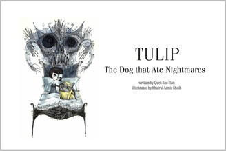 Tulip: The Dog that Ate Nightmares