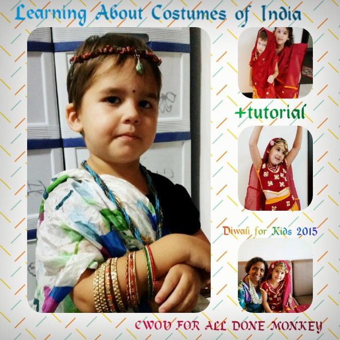 Indian Dress Tutorial | Alldonemonkey.com