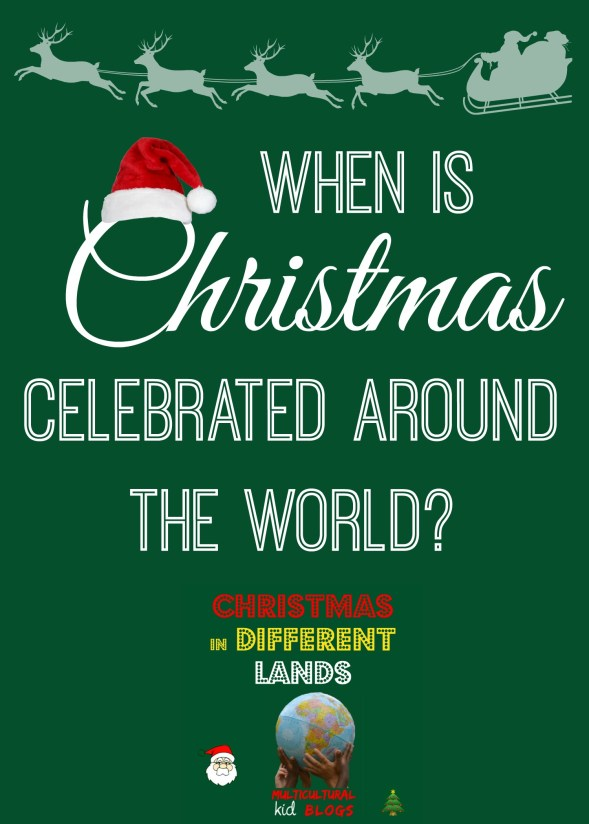 Christmas Around the World: When to Celebrate | Alldonemonkey.com
