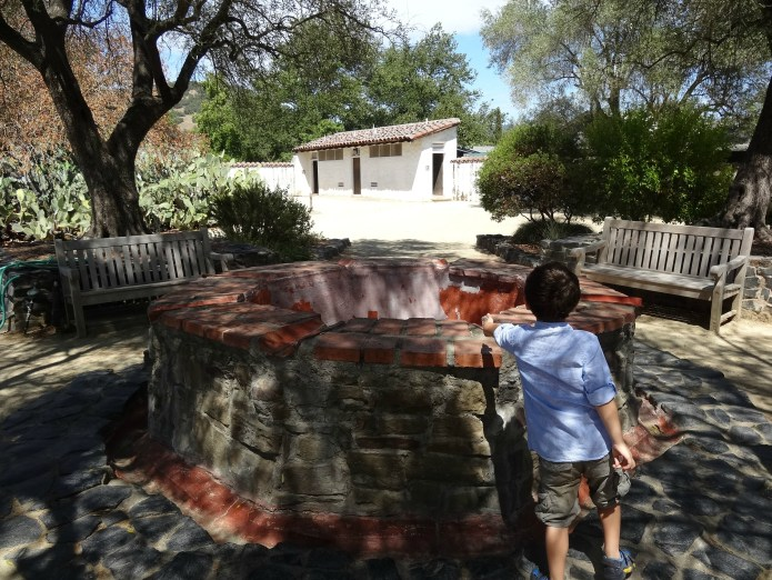 A look at the Sonoma Mission in Sonoma, California