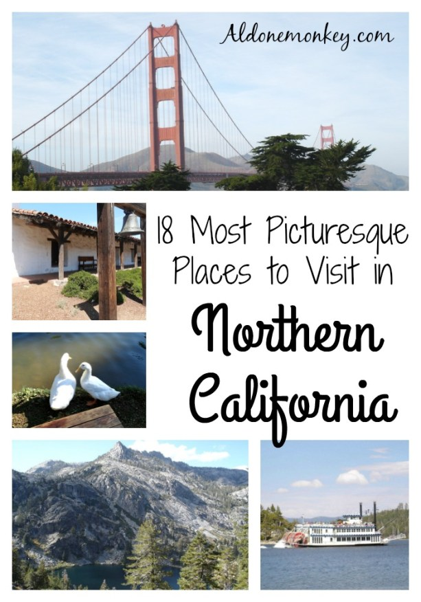 18 Most Picturesque Places to Visit in Northern California with Your Family | Alldonemonkey.com