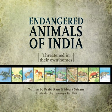Endangered Animals of India | Meera Sriram