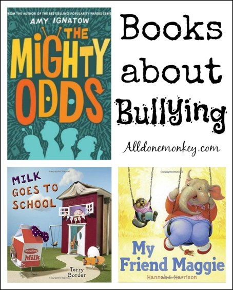 Picture books and YA fiction about bullying