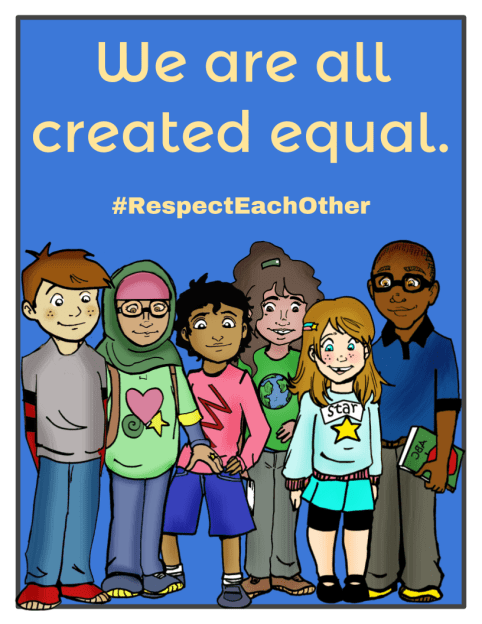 #RespectEachOther Anti-Bullying Resource