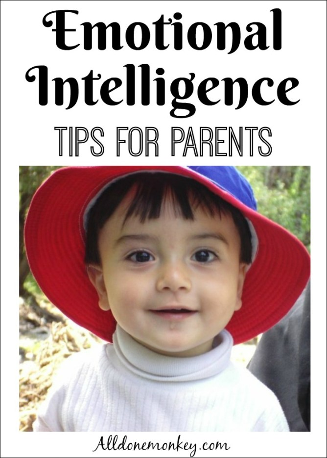 Tips for parents to teach emotional intelligence