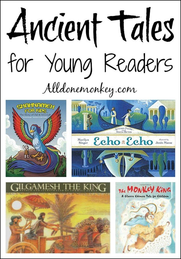 Ancient Tales for Young Readers | Alldonemonkey.com