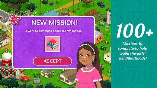 Multicultural App for Kids: Heart Street Market | Alldonemonkey.com