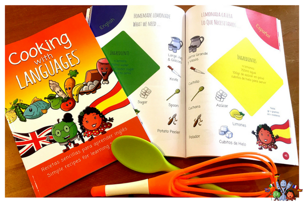 Cooking with Languages | Educational Resources to Keep Learning Going Year Round