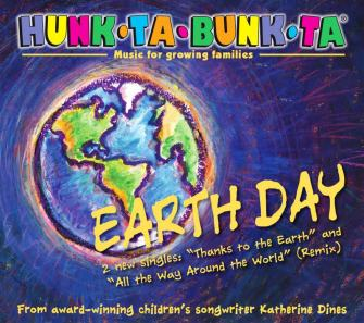 Earth Day Singles - Encouraging a Love of Nature: New Resources | Alldonemonkey.com