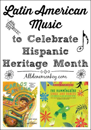 Latin American Music to Honor Hispanic Heritage Month