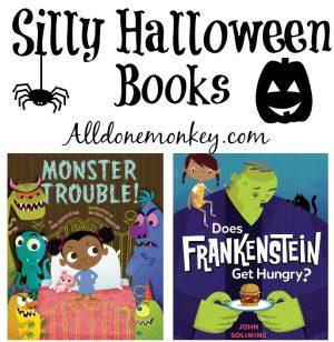 Silly Halloween Books Kids Will Love