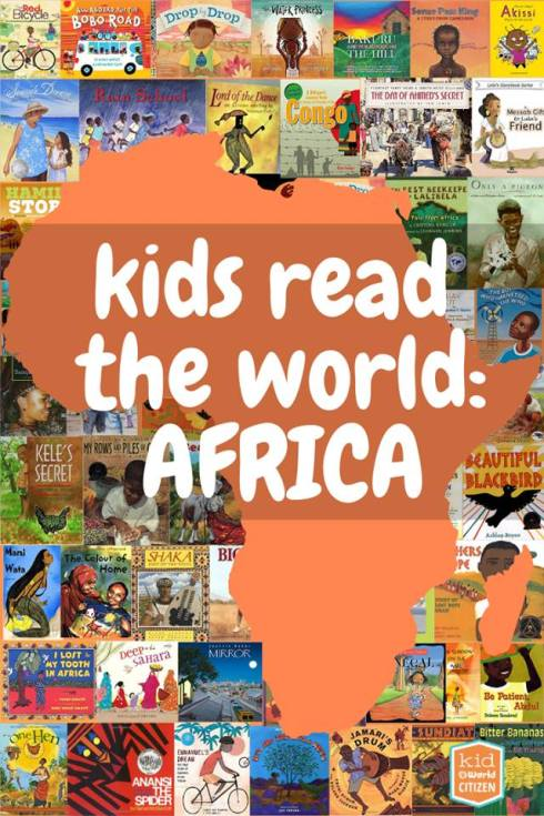 Kids Read the World: Africa | Kid World Citizen
