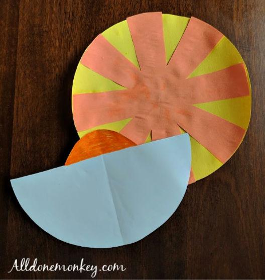 Movable Sun Craft: Birth of Baha'u'llah   Alldonemonkey.com