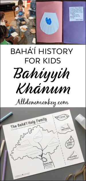 Baha'i History Lesson: Bahiyyih Khanum