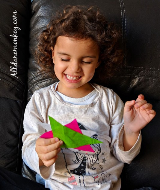 Diversity Craft for Kids: Easy Nine Pointed Stars | Alldonemonkey.com