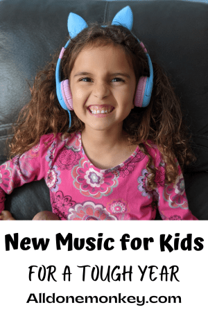 New Music for Kids: Thriving During a Tough Year