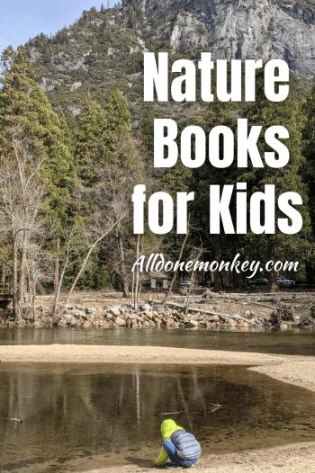 Nature Books for Children for Earth Day | Alldonemonkey.com